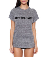 "HASTINGS ""OUT TO LUNCH"" TEE"