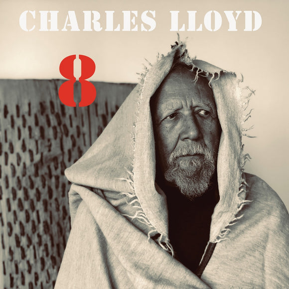 Charles Lloyd - 8 Kindred Spirits - CD/DVD