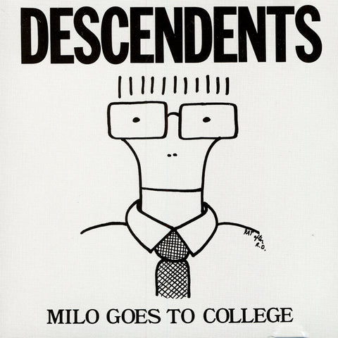 Descendants - Milo Goes to College - LP