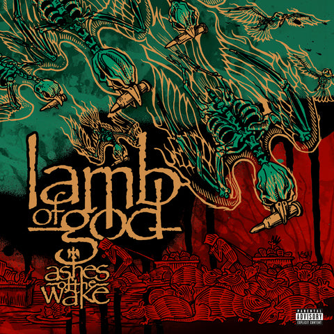 Lamb of God - Ashes Of The Wake - 2LP