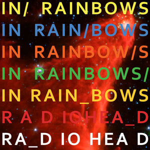 Radiohead - In Rainbows - LP