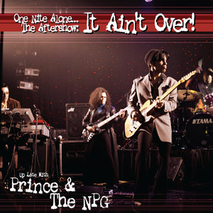 Prince - One Nite Alone: The Aftershow - It Ain't Over - 2LP