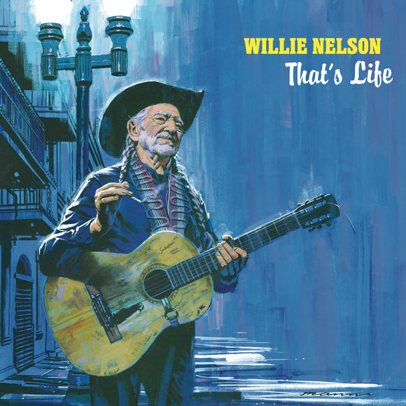 Willie Nelson - That's Life - CD