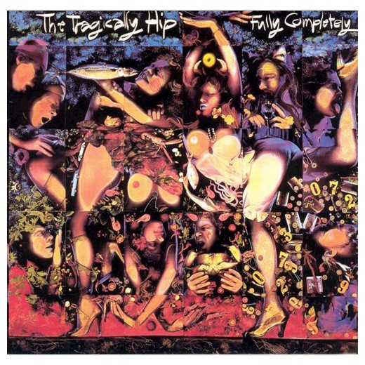 Tragically Hip - Fully Completely - LP