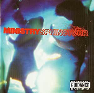 Ministry - Sphinctour - CD