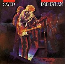Bob Dylan  -Saved - CD