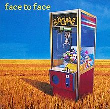 Face to Face - Big Choice - LP