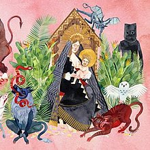 Father John Misty - I Love You, Honeybear - 2LP