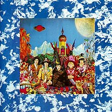 Rolling Stones - Their Satanic Majesties Request - LP