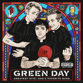 Green Day - Greatest Hits: God's Favourite Band - 2 LPs