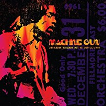 Jimi Hendrix - Machine Gun: The Fillmore East - The First Show 12/31/1969 - LP
