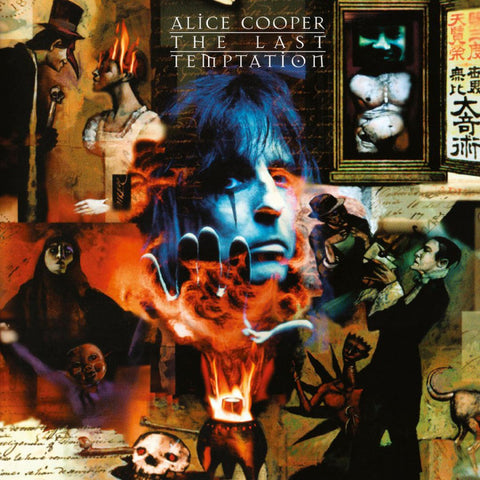 Alice Cooper - The Last Temptation - LP