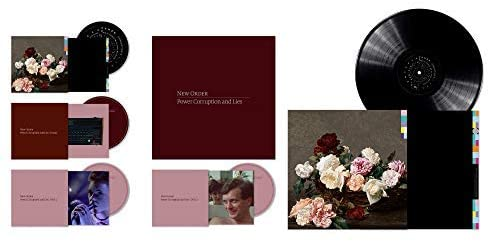 New Order - Power Corruption and Lies (Definitive Edition) - 2CD/2DVD/LP