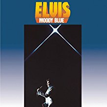 Elvis Presley - Moody Blue - LP
