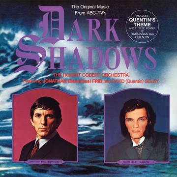 Dark Shadows - The Original Music from the ABC TV Show - LP (Purple Vinyl)
