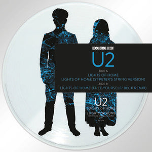 U2 - Lights of Home - LP