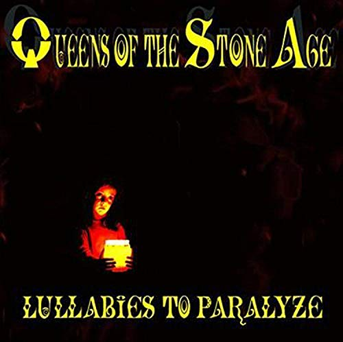 Queens of the Stone Age - Lullabies To Paralyze - 2LP (2019)