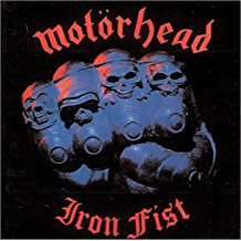 Motorhead - Iron Fist - CD