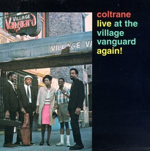John Coltrane - Live At The Village Vanguard Again - LP