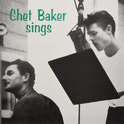 Chet Baker - Sings - LP