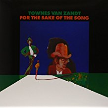 Townes Van Zandt - For Sake of the Song - LP