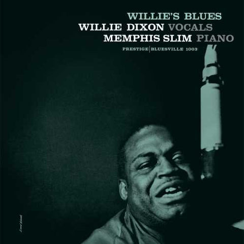 Wille Dixon and Memphis Slim - Willie's Blues - LP