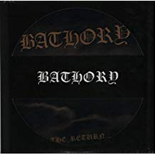 Bathory - The Return . . . - LP (Picture Disc)