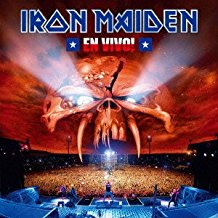 Iron Maiden - En Vivo - 2 LPs