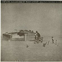 Woody Guthrie - Dust Bowl Ballads - LP