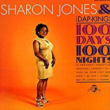 Sharon Jones & The Dap-Kings - 100 Days, 100 Nights - LP