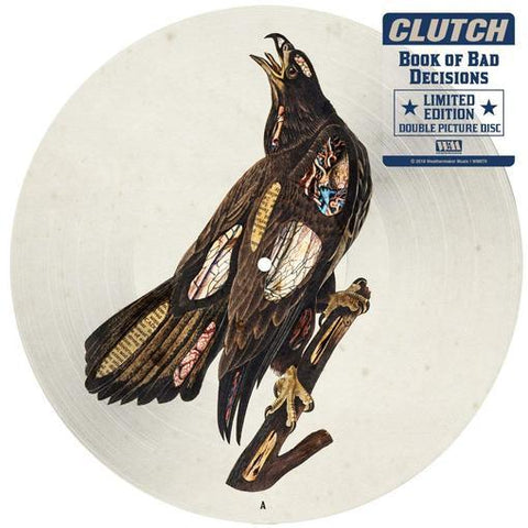 Clutch - Book Of Bad Decisions - 2LP