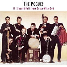 The Pogues - If I Should Fall from Grace with God - LP