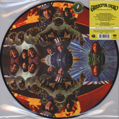 The Grateful Dead - 50th Anniversary Picture Disc - LP