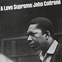 John Coltrane - A Love Supreme - LP