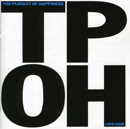 Pursuit of Happiness - Love Junk - 2CD