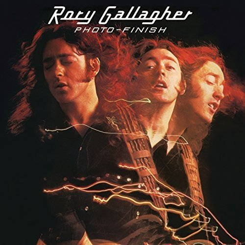 Rory Gallagher - Photo Finish - LP