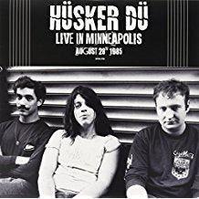 Husker Du - Live in Minneapolis: August 28, 1985 - LP