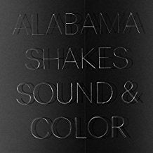 Alabama Shakes - Sound and Color LP