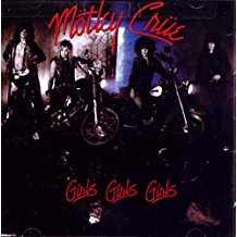 Motley Crue - Girls Girls Girls - CD