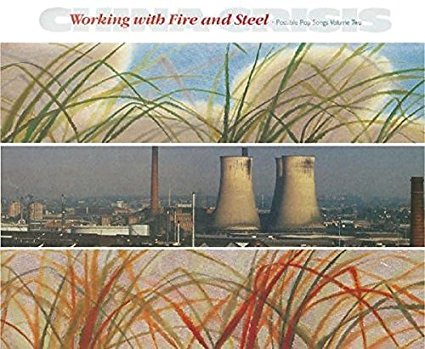 China Crisis - Working With Fire And Steel 3 CD