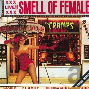 The Cramps - The Smell Of Female E.P. - LP
