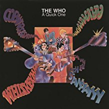 The Who - A Quick One LP