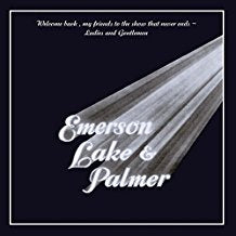 Emerson Lake & Palmer - Welcome Back, My Friends to the Show that Never Ends - 3LP