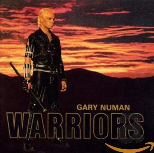 Gary Numan - Warriors - CD
