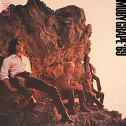 Moby Grape - '69 LP