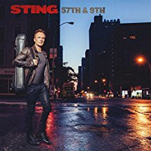 Sting - 57th & 9th - CD