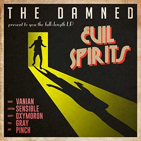 The Damned - Evil Spirits - CD