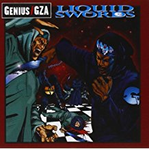 GZA - Liquid Swords - 2 LPs