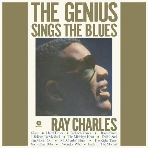 Ray Charles - The Genius Sings The Blues - LP