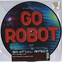 Red Hot Chili Peppers - Go Robot 12""